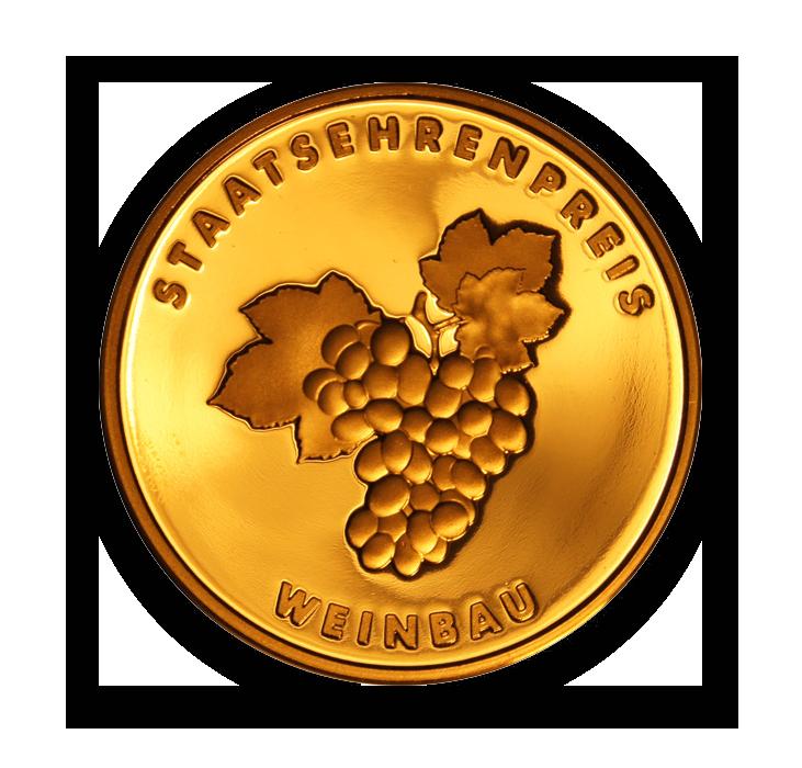 Staatsehrenpreis des Landes Baden-Württemberg für Weinbau